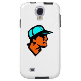 Baseball Player Galaxy S4 Case