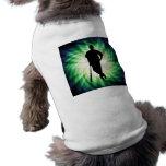 Baseball Player; Cool Doggie T Shirt