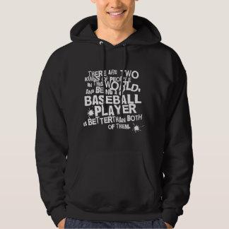 Baseball Player (Funny) Gift Hoodie