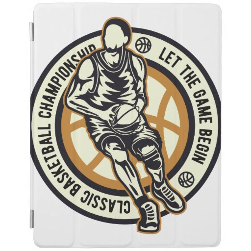 Baseball Player iPad Smart Cover
