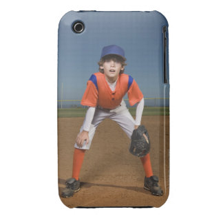 Baseball player iPhone 3 case