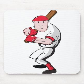 Baseball Player Mousepads