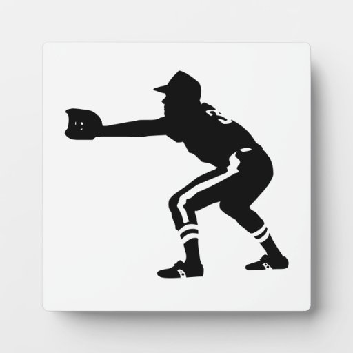 Baseball Player Plaques