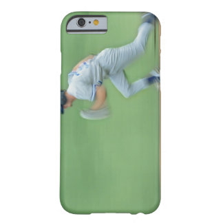 Baseball Player Running to Base Barely There iPhone 6 Case