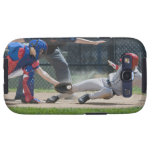 Baseball player sliding into home plate samsung galaxy SIII cover