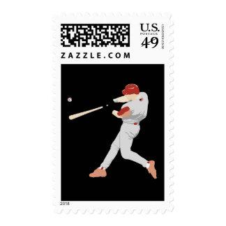 Baseball Player stamps