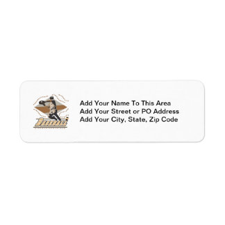 Baseball Player T-shirts and Gifts Label