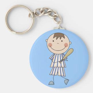 Baseball Player Tshirts and Gifts Keychain
