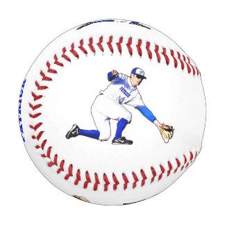 Baseball Player With Your Name Or Monogram