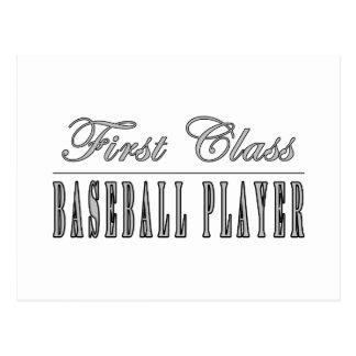 Baseball Players First Class Baseball Player Post Card