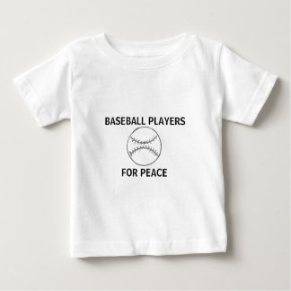 Baseball Players For Peace Infant T-shirt