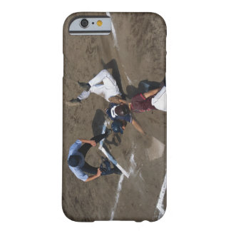 Baseball Players Sliding into Base Barely There iPhone 6 Case