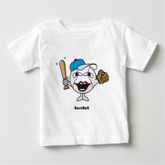 BaseBall PNG Baby T-Shirt