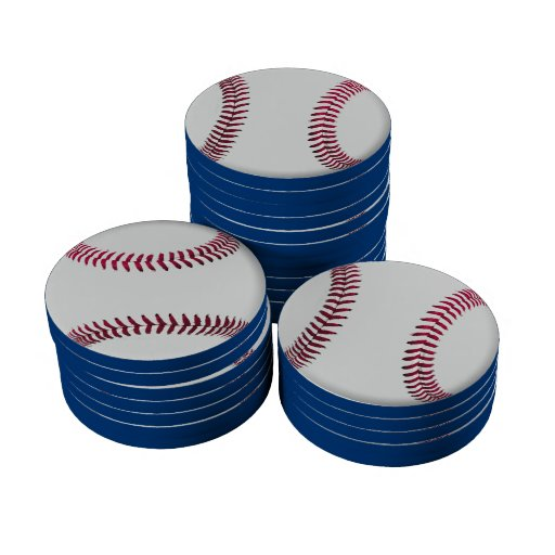 Baseball Poker Chips Alhambra Casino Aladdin Theatre