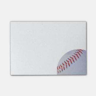 Baseball Post it notes