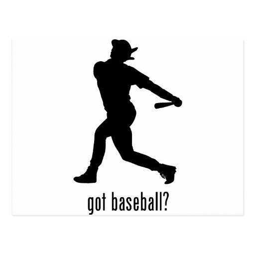 Baseball Postcards