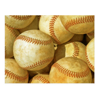 Baseball Postcard