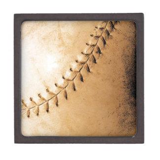 Baseball Premium Jewelry Box