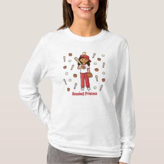 Baseball Princess T-Shirt