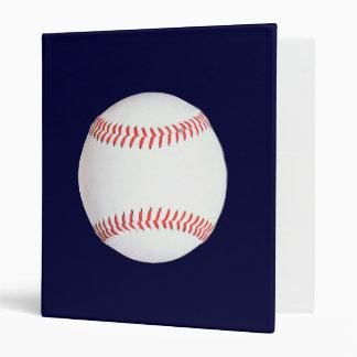 Baseball Products 3 Ring Binders