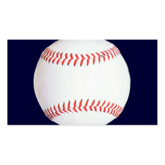 Baseball Products Business Card