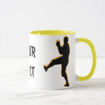 Baseball products mug