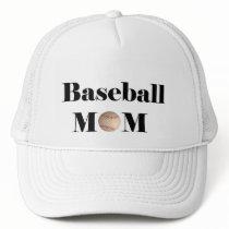 Baseball products trucker hat