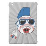baseball punk vector design graphic iPad mini cover