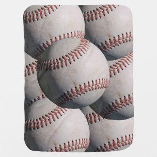 Baseball Receiving Blanket