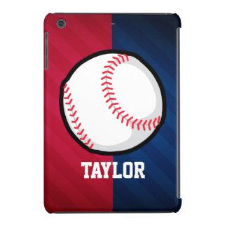 Baseball; Red, White, and Blue iPad Mini Retina Cover