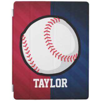 Baseball; Red, White, and Blue iPad Smart Cover