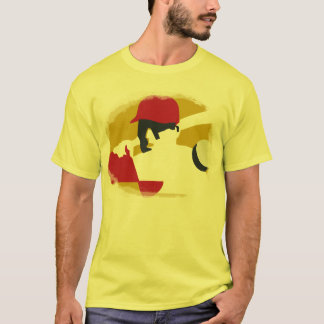 Baseball retro art T-Shirt