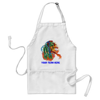 Baseball  Rise Again!  Think you can? Adult Apron