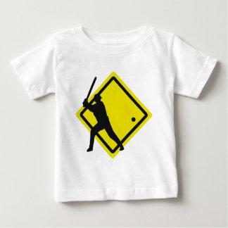 baseball roadsign baby T-Shirt
