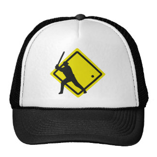 baseball roadsign hats
