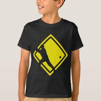 baseball roadsign T-Shirt