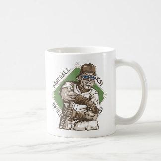 Baseball Rocks Batter Mug