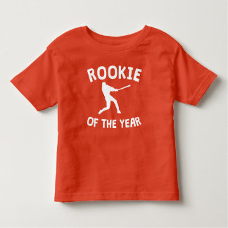 Baseball Rookie Of The Year Tee Shirts