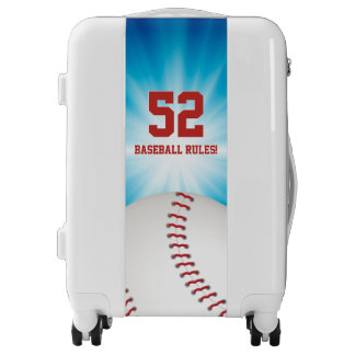 Baseball Rules | Sports Gift Luggage