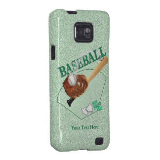 Baseball - Samsung Galaxy S2 Barely There Case Samsung Galaxy SII Covers