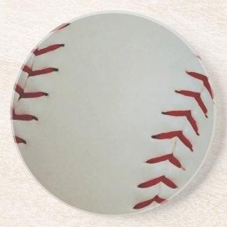 Baseball Sandstone Coaster
