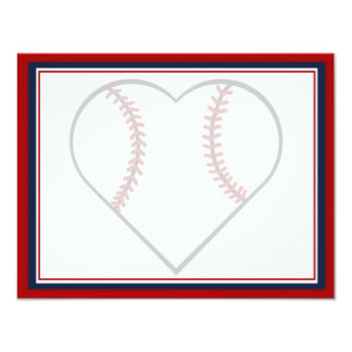 Baseball Save the Date Cards