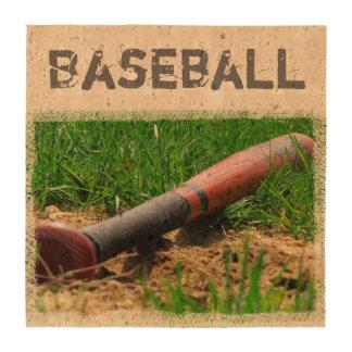 Baseball Season Custom Drink Coasters