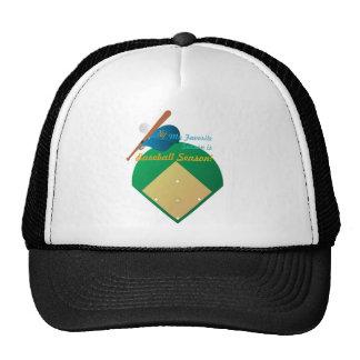 Baseball Season Hats
