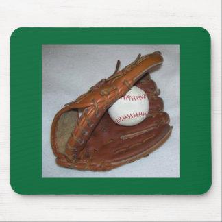 Baseball Season Mouse Pad