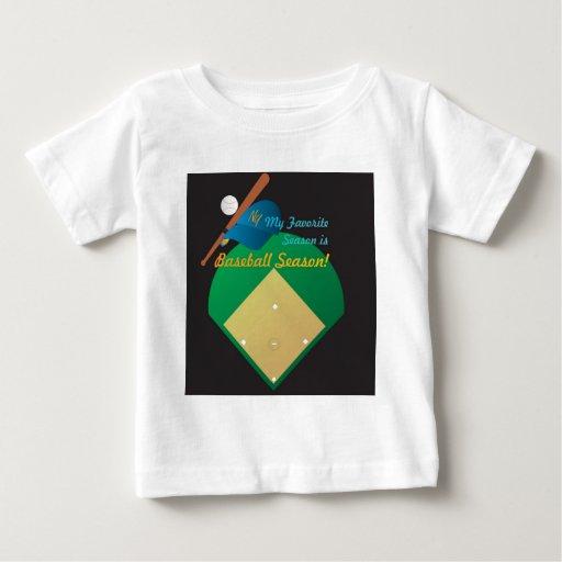 Baseball Season Shirt