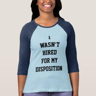 Baseball Shirt Women's Greg Lloyd Quote