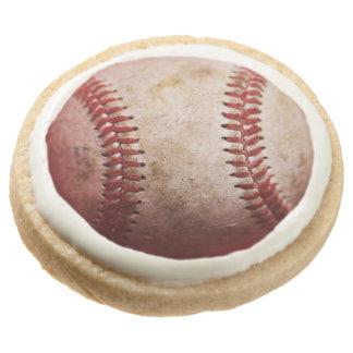 Baseball Shortbread Cookies | Sports Theme Cookies