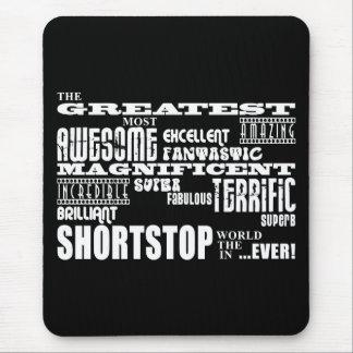 Baseball Shortstops : Greatest Shortstop Mouse Pad