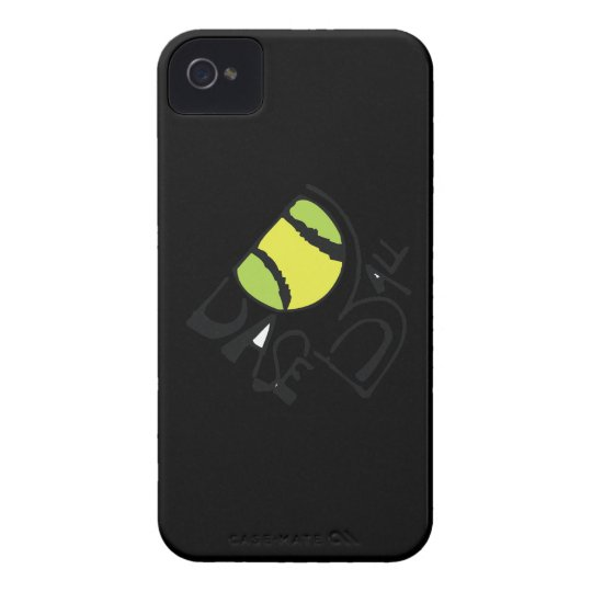 Baseball Sign iPhone 4 Case